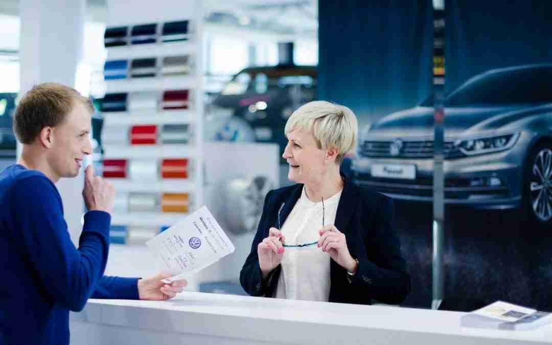 Ledig deltidsstilling som kundebehandler hos Møller Bil – en perfekt stilling å kombinere studier med!